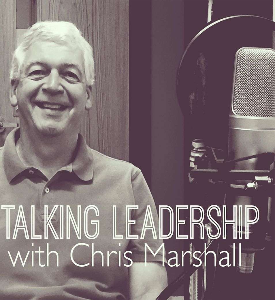 Talking Leadership with Chris Marshall